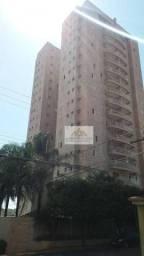 Apartamento com 3 dormitórios à venda, 103 m² por R$ 480.000 - Santa Cruz do José Jacques