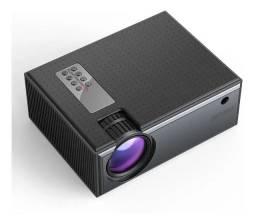 Projetor Blitzwolf BW-VP1 LCD 2800 Lumens 1080p Qualidade Cinema - Até 120 Polegadas