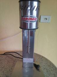 Batedor de Milk Shake Industrial Bermar BM 72 NR Inox - Usado