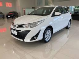 Impecável Toyota Yaris 2019 Automático, Único Dono, Baixo KM, Revisado.