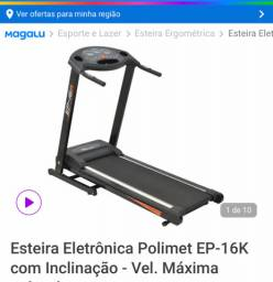 Esteira Eletrônica Polimet EP-16K