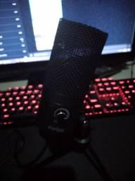 Microfone USB Fifine k669b