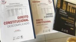 Direito Constitucional Descomplicado em ótimo estado - Vicente Paulo e Marcelo Alexandrino