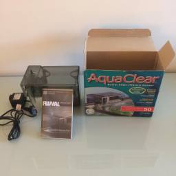 Filtro Externo Hang On Fluval A50 Aquaclear