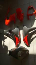 Carenagem Original Honda CBR 1000 RR Fireblade Repsol