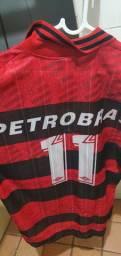Camisa flamengo ano do centenario G