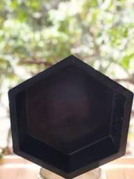 31 formas sextavada lisa bloquete-fortiplas 30/30x8cm-fp05