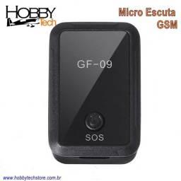 Localizador Gps Micro Escuta Gsm GF-09