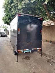 Vendo ou troco trailer documentado