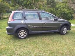 Peugeot SW Escapade 1.6 flex 2008