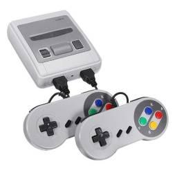 Nitendo Mini 120 Jogos Retro 16 Bits 2 Controles