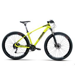 Bicicleta Rava Storm Limited 27V aro 29 em até 10 vezes no cartão de crédito