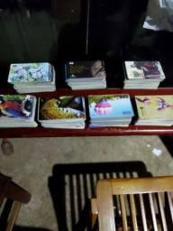 Cartões telefonicos antigos - Entre 600 e 700 Cartões