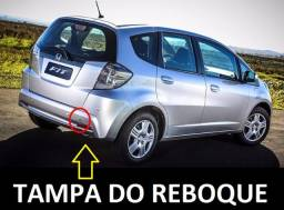 Tampa Parachoque Traseiro ( Honda Fit ) 2013 a 2014