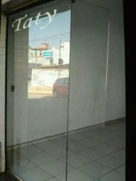 Vidro Blindex vitrine