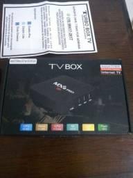 Tv box mxqpro 4k
