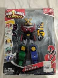 Megazord Power Rangers Samurai