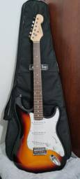 Guitarra Condor + amplificador + Acessorios