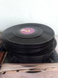 Discos de vinil (p/ decoração)