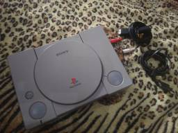 Play station 1 Fat - raridade super conservado leia<br>