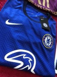 Camisa Do Chelsea 2020/21