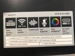 Vendo Acer Aspire 5