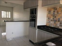 Alugo Linda Casa Com 2 Q no St de Mansões  Bitencourt - SAD R$600,00