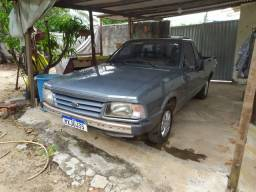 Pampa, 1995, primeira conservada, emplacada 2021