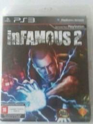 Jogo Infamous 2 ps3