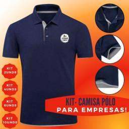 Título do anúncio: Fabricamos Camisa Pólo para Empresas em Chapecó Sc
