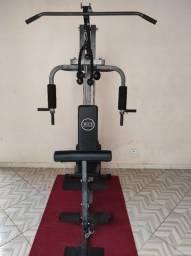 Estação de Musculação 80kg WCT Fitness