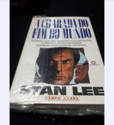 Livro A Charada Do Fim Do Mundo Stan Lee Oferta