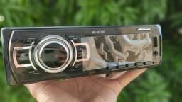 Novo-Promoção toca CD com Bluetooth e controle! Instalação grátis !