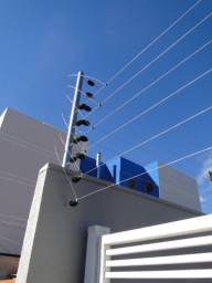 Cerca elétrica Industrial