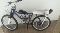 Bicicleta motorizada 80c
