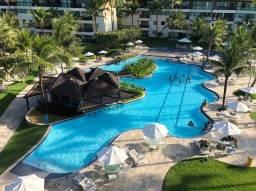 AM - Flat de 42m de 2 quartos todo reformado no Marulhos Resorts