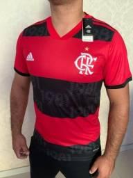 Camiseta Flamengo Oficial 2021