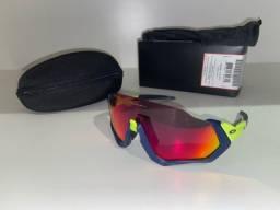 Oculos Oakley Fight Jacket (ciclismo)