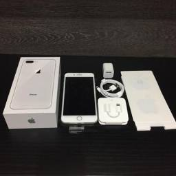 Vendo iPhone 8 plus novo (urgência)