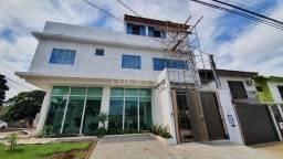 Título do anúncio: Apartamento sobre loja para locação no Jardim Itamaraty