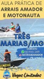 Curso Arrais Amador e Motonauta (Barco e Jetski)