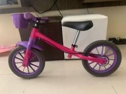 Bicicleta de Equilíbrio sem pedal Nathor