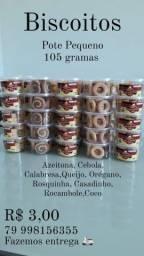Biscoitos POTE PEQUENO
