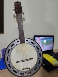 Banjo Rossine, em perfeito estado aceito troca