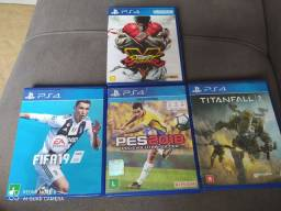 Jogos de PS4 original todos pô 200