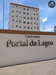 Apartamento a venda Portal da Lagoa, tres lagoas ms