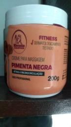 Gel Pimenta Negra