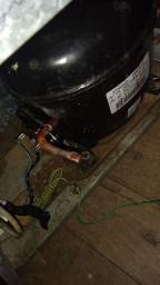 Recarga de gas de geladeira *
