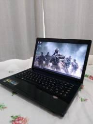 Notebook Lenovo Semi Novo, 8GB RAM, Placa de Vídeo