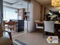 Apartamento com 3 dormitórios à venda, 116 m² por R$ 1.150.000,00 - Vila Brandina - Campin